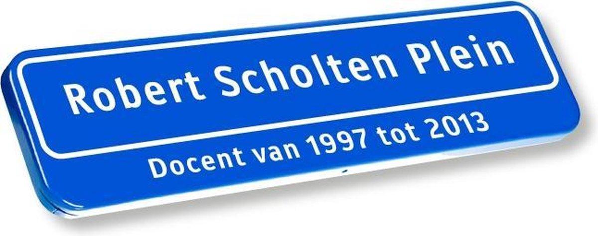 straatnaambord