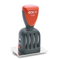 P700 Colop handstempel met tekstplaat