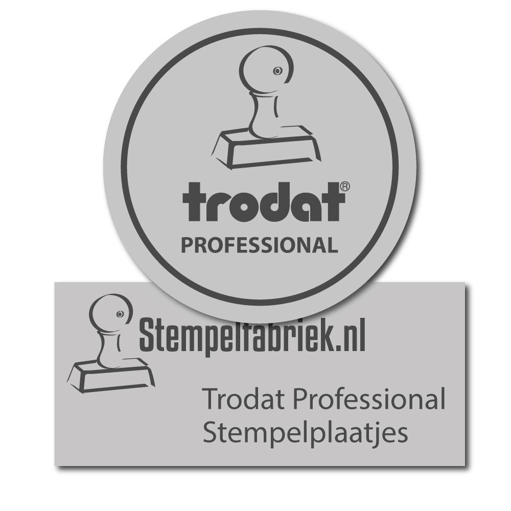 Stempelplaat Trodat Professional 5208