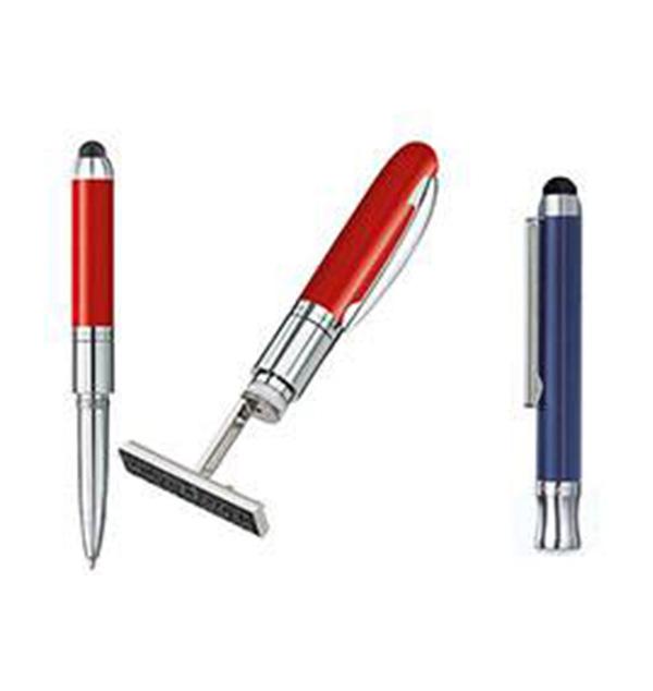 Stempelpennen