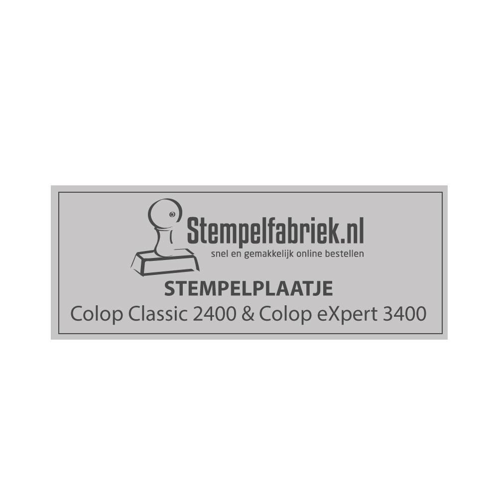 Colop 2400 & 3400