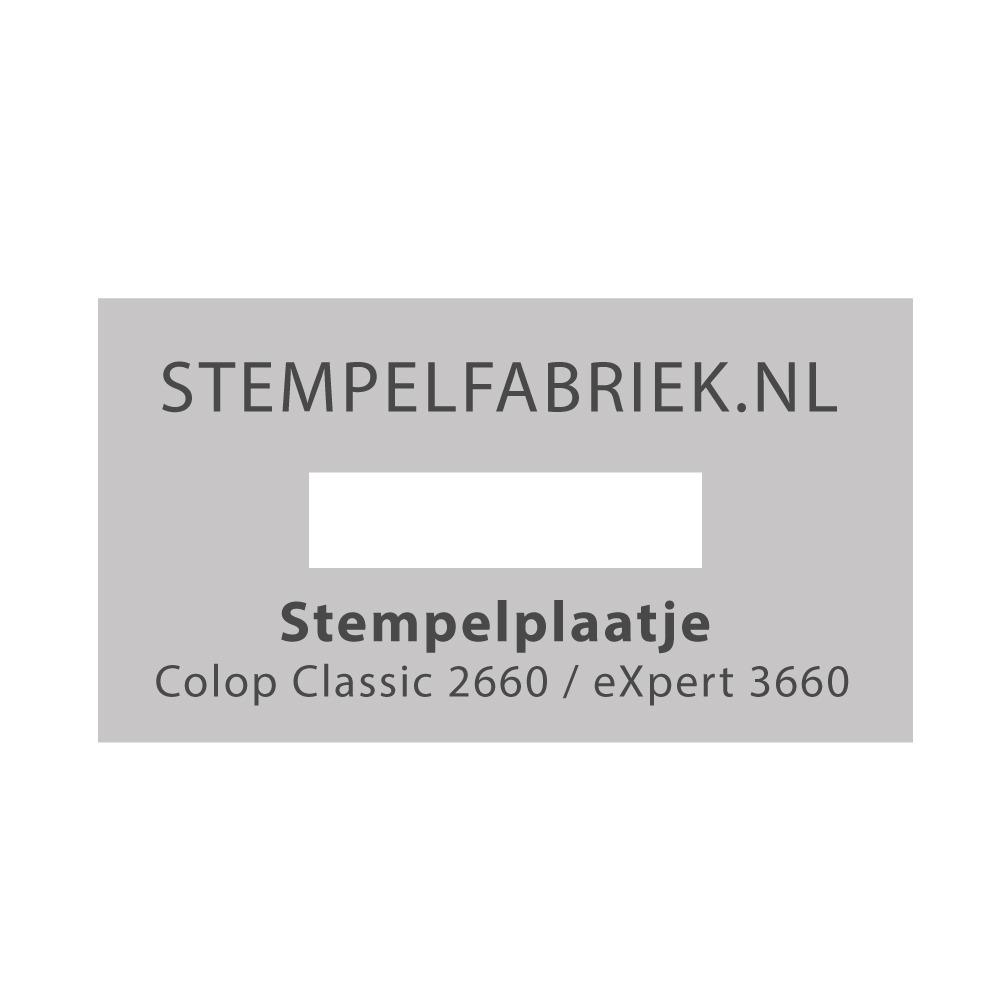 Colop 2660 & 3660