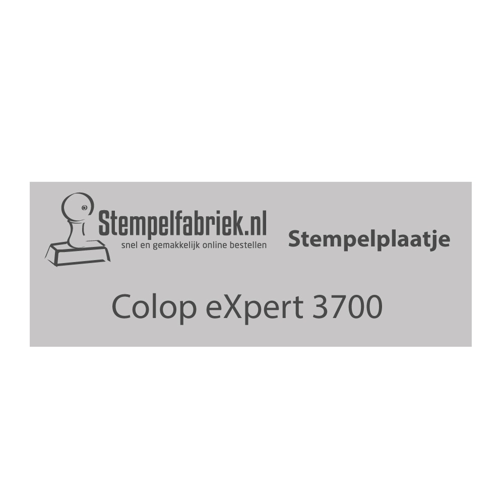 Colop eXpert 3700