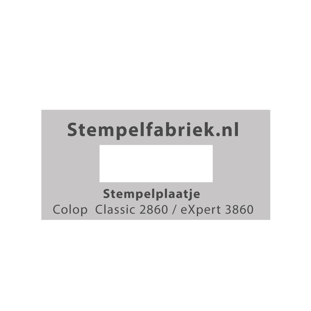 Colop 2860 & 3860