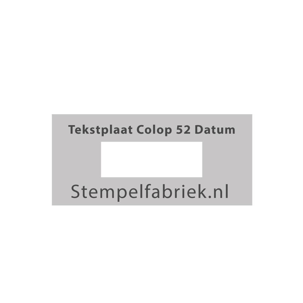 Colop Printer 52 D