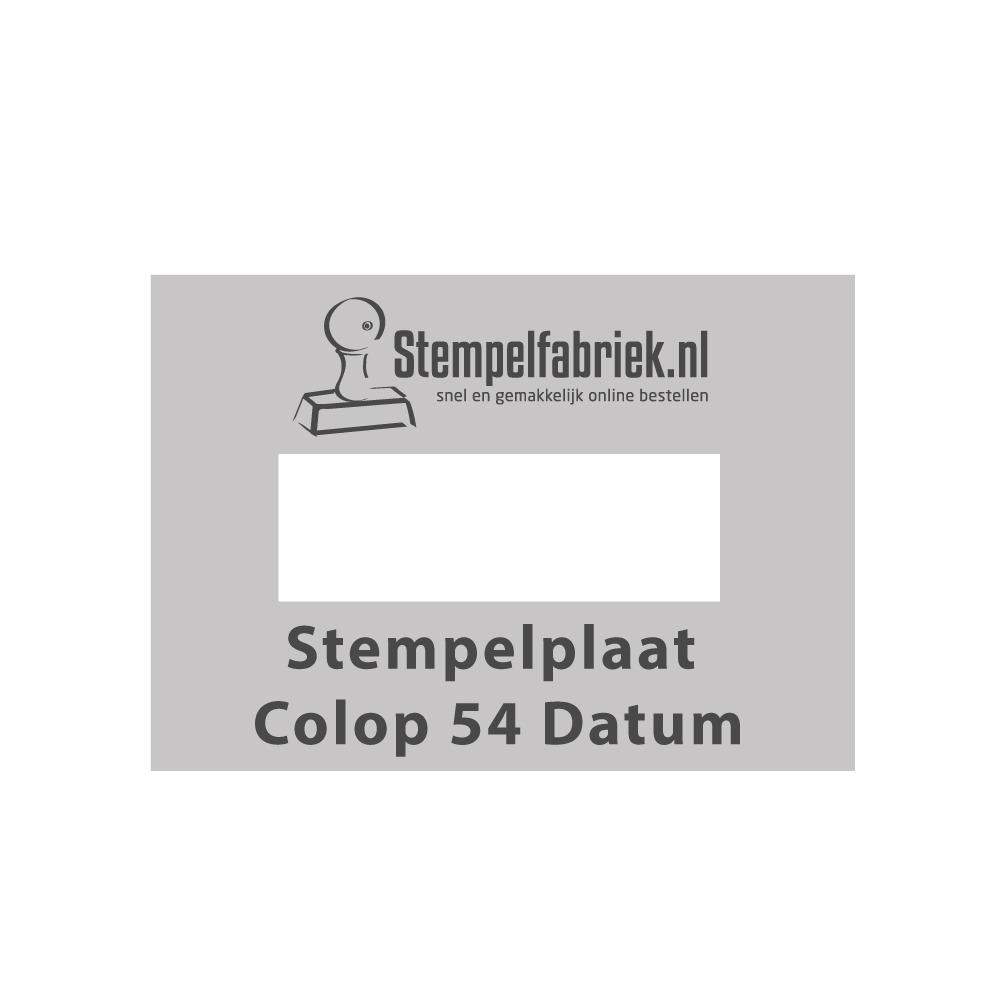 Colop Printer 54 D