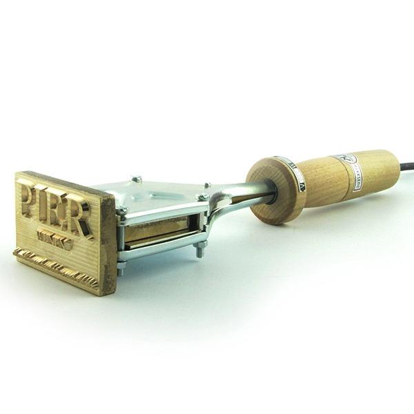 Brandstempel ALK 6 90x40mm. Stempelfabriek.nl