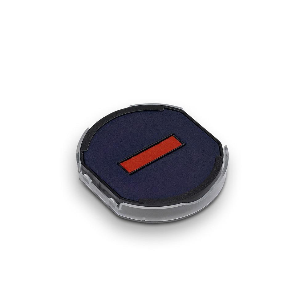 Reservekussentje Trodat E/46045 blauw/rood