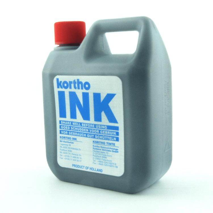 Kortho inkt KS-1 zwart
