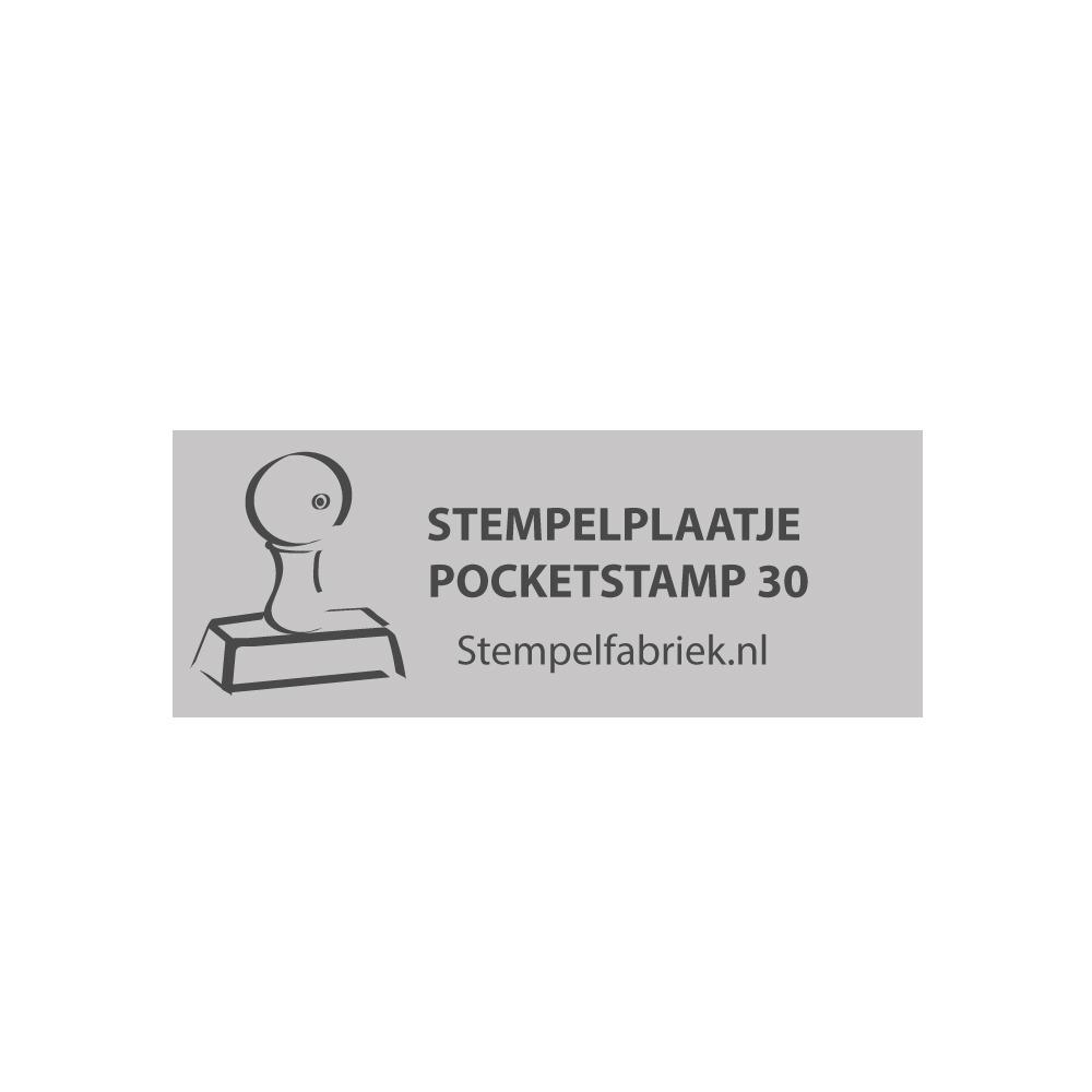 Colop Pocket Stempel 30