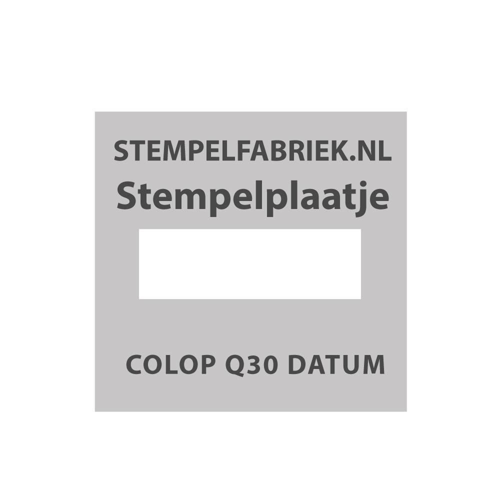 Colop Printer Q30 D
