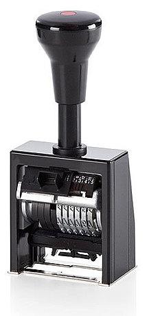 Reiner numeroteur B8K met 8 raderen - Stempelfabriek.nl