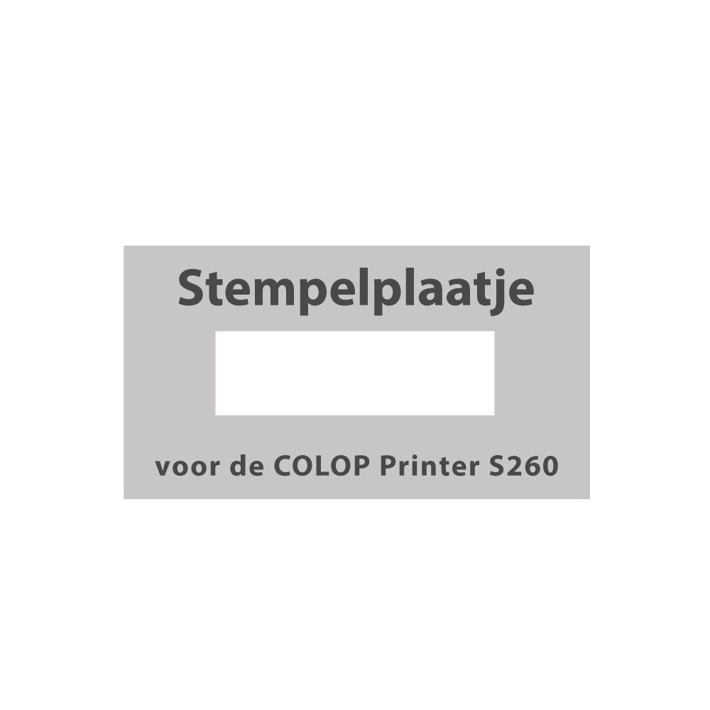Colop Printer S 260 D