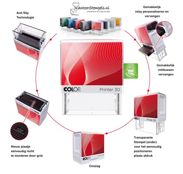Colop Printer stempel