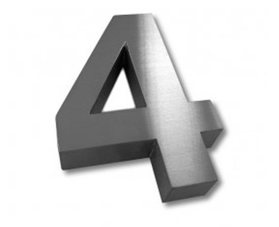 3D RVS Huisnummers
