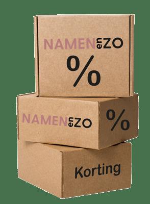 Kortingscode namenenzo