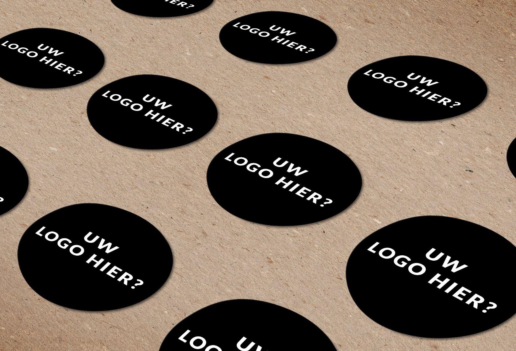 Stickers, doorsneden 15 mm