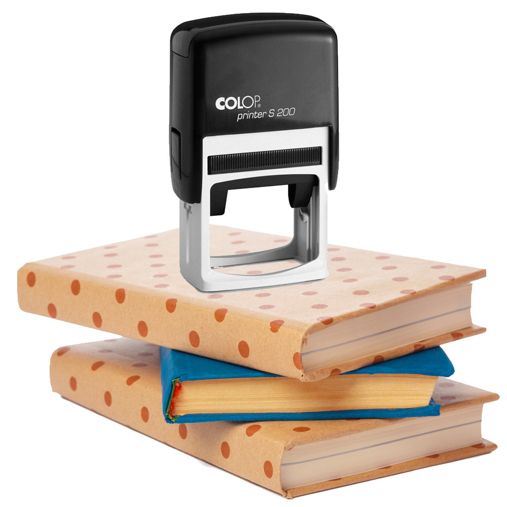 Ex libris Colop Printer 200