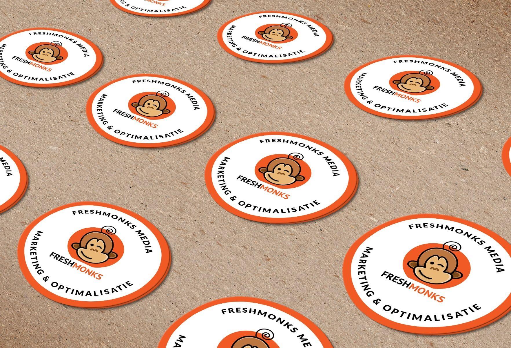 Stickers doorsnede 35mm
