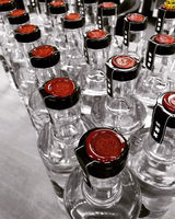 Lakzegel op fles